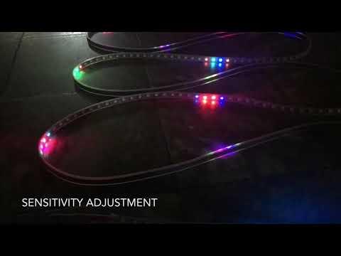 Improved DIY Music-reactive LED Strip