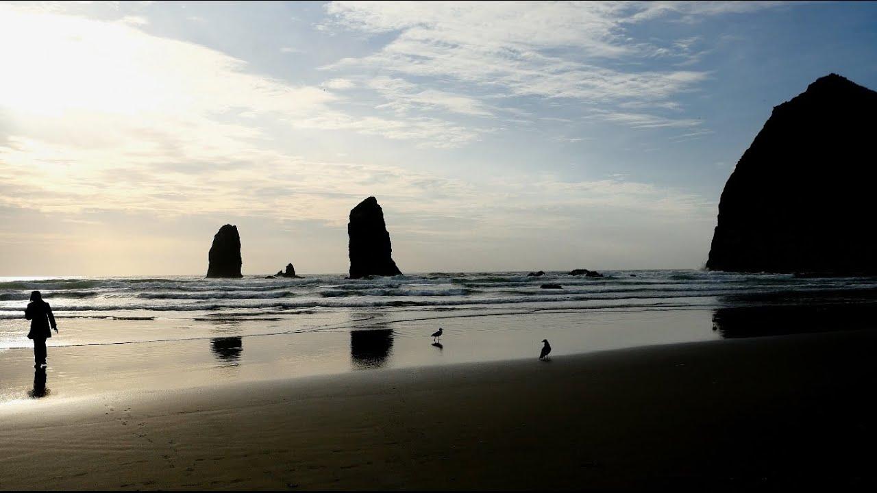 Portlandia Trip Day 5 Pt 1 Astoria Goonies And Cannon Beach In 4k Uhd Resolution