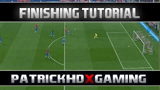 FIFA 14 | Finishing Tutorial | How to easily score goals | Tips & Tricks | - different situations -