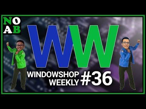 Window Shop Weekly #36 - CHEAP GPUS GALORE