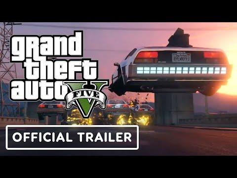 Grand Theft Auto 5: Enhanced Edition - Official Trailer | PS5 Reveal Event