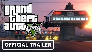 Grand Theft Auto 5: Enhanced Edition - Official Trailer | PS5 Reveal Event