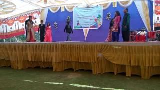 Ramp Walk - CASPS Chikhli College 2017