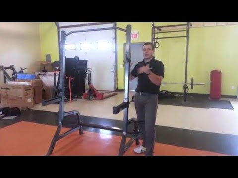 Northern Lights Squat Rack - Review