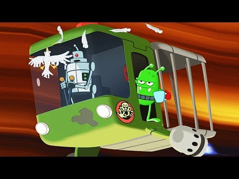 ОХОТА НА ЗОМБИ КОРОТЫШЕК Мульт игра про ловцов зомби  Zombie Catchers