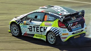 BEST OF Ford Fiesta Rally [WRC & R5] - Rally Montacarlo, Monza Rally Show & More!!