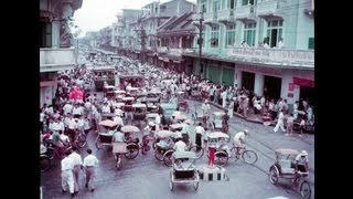 Old Bangkok Disappearing Fast - A Forgotten Time in Bangkok, Thailand