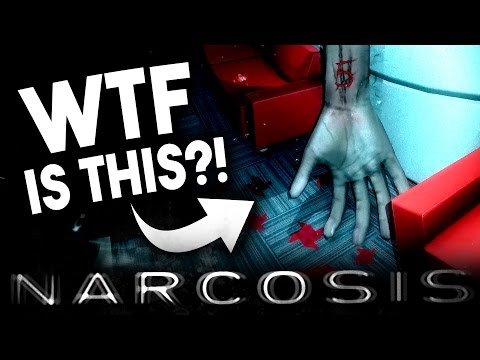 Narcosis - WE'VE LOST OUR MINDS! The Narcosis Gets Even Deeper - Narcosis Gameplay Walkthrough