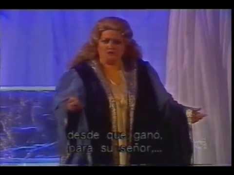 Wagner - Tristan Und Isolde Con Montserrat Caballé & Richard Versalle; Schneider 1989 Madrid