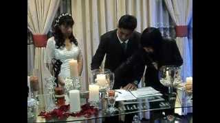 matrimonio de Nancy Ramirez Solano y Prospero Jaimes Geronimo 23/06/2012