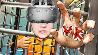 СИМУЛЯТОР ТЮРЬМЫ В ВР -  Prison Boss VR