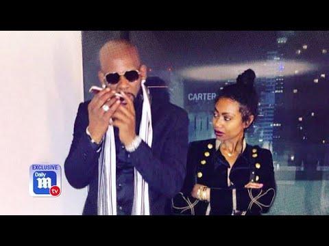 R. Kelly's wardrobe stylist speaks out on DailyMailTV