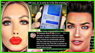 James Charles Is ENTITLED, Channon Rose VS Drama Channel!