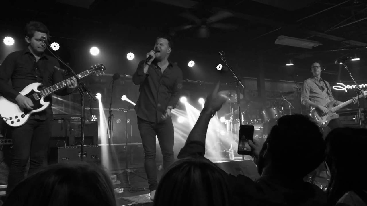 David Nail - Turning Home (Live at Midnight Rodeo) HD - YouTube