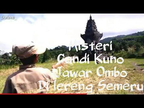 Candi Jawar Ombo / Njawar , Ampelgading Malang