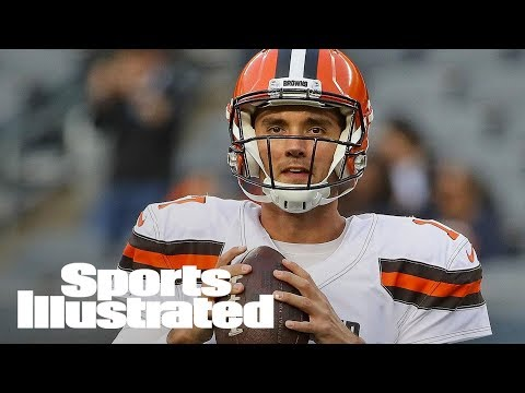 Cleveland Browns Release Quarterback Brock Osweiler After Few Months | SI Wire | Sports Illustrated