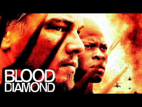 Blood Diamond (2006) London (Soundtrack OST)