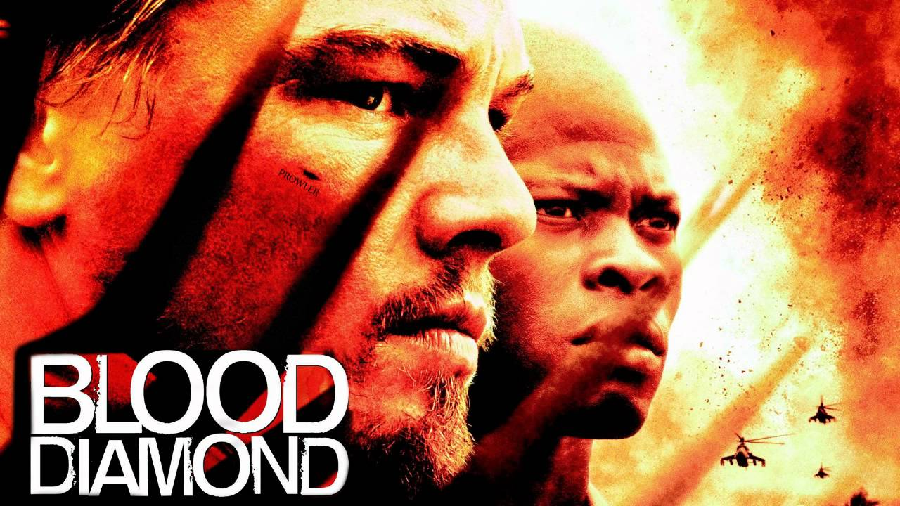 Image result for Blood Diamond (2006)