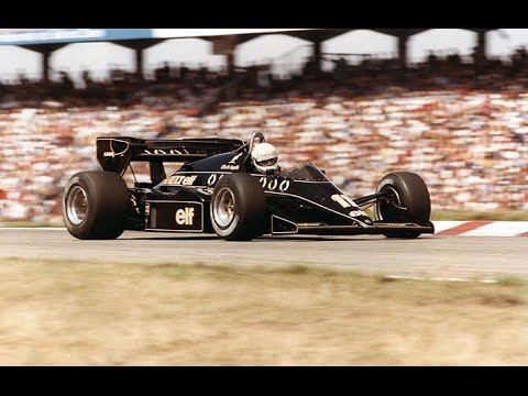 [rFactor] John Player Team Lotus-Renault 95T @Hockenheim with Elio de Angelis [HD]