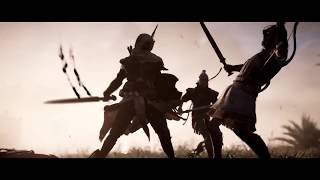 Assassin's Creed Origins Cinematic Story Trailer   Order of the Ancients