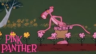 "The Pink Panther in ""Pink Posies"""