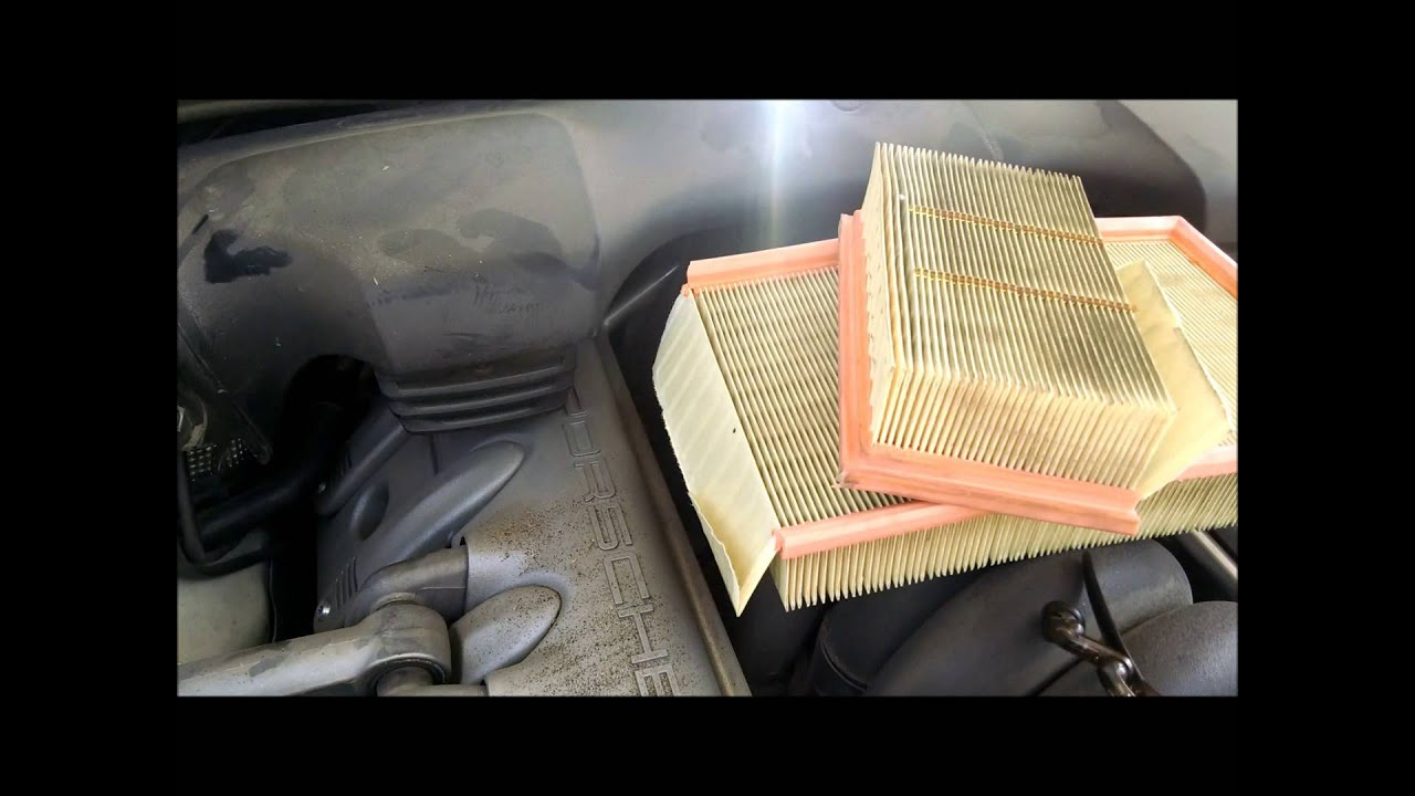 Cayenne air filters
