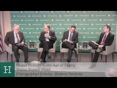 Grand Strategy In The Age of Trump