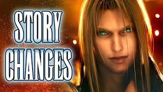 Why Sephiroth May Be The Final Boss of Final Fantasy VII Remake Ch 1