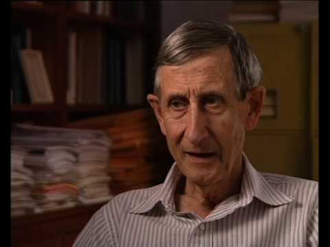 Freeman Dyson - Early work on Ramanujan and the continued relevance of mathematics (147/157)