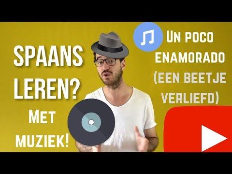 Spaans leren met muziek. Een beetje verliefd (Un poco enamorado) from YouTube · Duration:  3 minutes 5 seconds