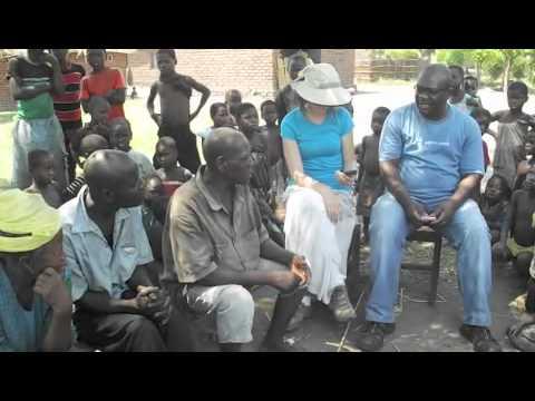 Malawi World Water Corps Oct 2011