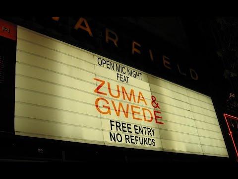"Jacob Zuma - ""My #1 Cheerleader"", feat. Gwede Mantashe"