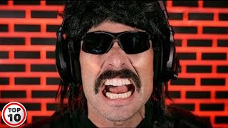 Top 10 Scary Dr. Disrespect Ban Theories