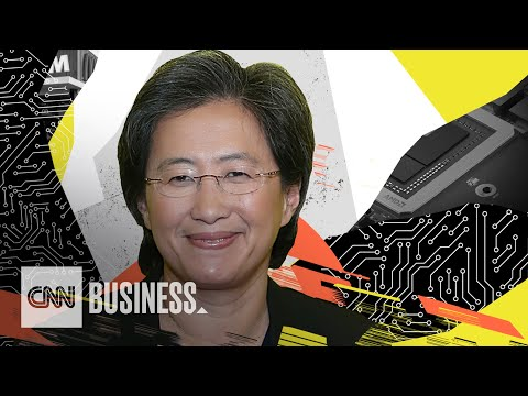 She Brought AMD Back From The Brink Of Bankruptcy   Risk Takers
