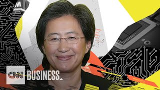 She brought AMD back from the brink of bankruptcy | Risk Takers