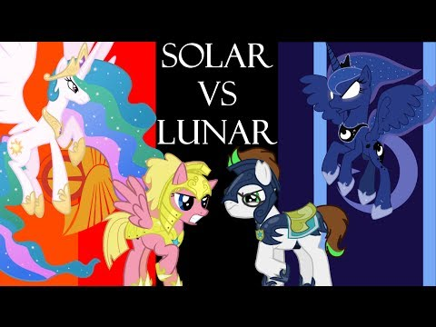 Candid Canned: Solar vs Lunar