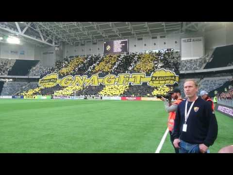 Klackarnas tifon (Dif - AIK 0-1)