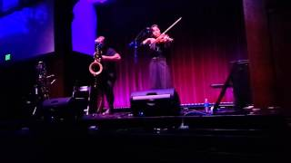won't be a thing to become - colin stetson and sarah neufeld - 9/28/15