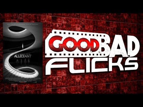 Allegiant - Movie Review