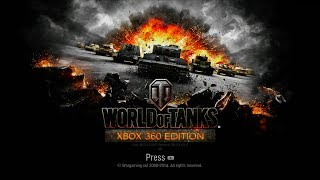 World of Tanks-Xbox 360: The Power of Off-Road Driving