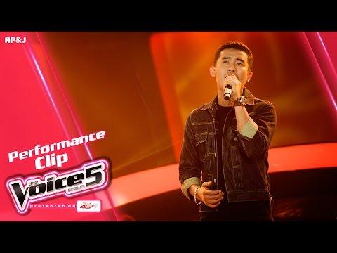 The Voice Thailand - อะตอม กิตติวัฑฒ์ - แผลในใจ - 18 Sep 2016