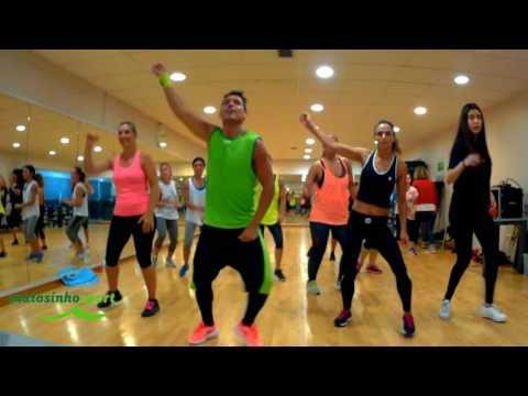 Romeo Santos Ft  Nicky Jam Y Daddy Yankee  -Bella Y Sensual - zumba