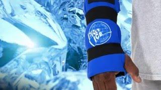 Wrist Pain Relief- Wrist Ice Packs & Ice Wraps For Wrist Sprain Treatment Relief, Pro Ice pi300