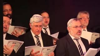 ברוך אל עליון מודזיץ מקהלת בזמירות ומקהלת בנימין בניצוחו של יותם סגל