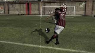 FIFA 09 PS3 Rabona Tutorial