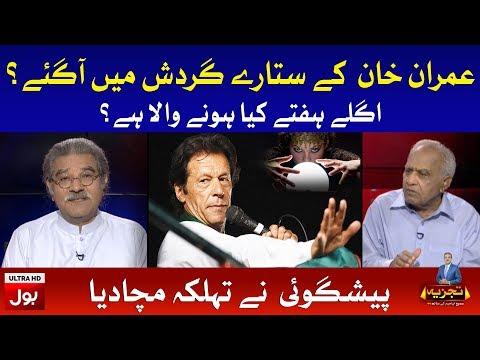 Prediction about PM Imran Khan
