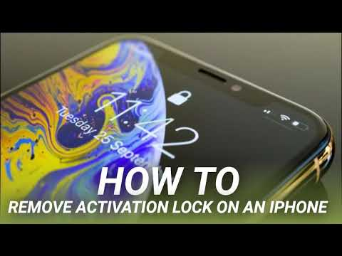 How to Remove Activation Lock on an iPhone from YouTube · Duration:  7 minutes 40 seconds