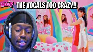 Red Velvet 레드벨벳 'Rookie' MV | REACTION