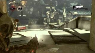 Gears of War 3: Incendiary Grenades and Robot Teammates