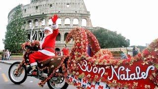 видео Новый Год в Италии